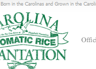 Carolina Plantation Rice Web Site Design