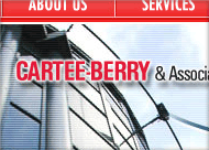 Cartee Berry Web Site Design