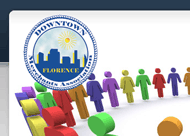 Florence Merchants Association Web Site Design