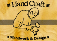 HandCraft Woodwork Web Site Design