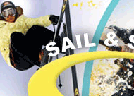 Sail And Ski Connection Web Site Design