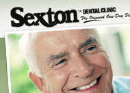Sexton Dental Clinic Web Site Design