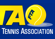 The Florence Tennis Association Web Site Header Design